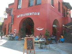 maybe my most favorite thing about #chicago.  #intelligentsia #coffee.