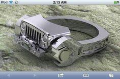 Jeep Ring #jeepwrangler #jeep #sillyboysjeepsareforgirls