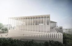 architecture - The top three entries of the Revolution of Dignity Museum competition in Kiev Museum Architecture, Architecture Visualization, Concept Architecture, Classical Architecture, Contemporary Architecture, Landscape Architecture, Architecture Design, Building Architecture, Architecture Diagrams