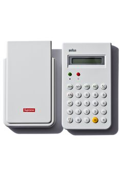 SUPREME / BRAUN ET66 CALCULATOR