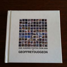 My cousin Geoff created a beautiful little coffee table book of his pictures. He used Blurb publishing and I was really impressed with the print quality.