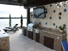 Outdoor Kitchens Orlando Black Kitchen Countertops 115 Best Oudoor Images Backyard Patio Outdoors Bar Grill Just Outside Of Downtown We Added This Covered By A Pergola