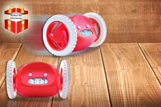Clocky the runaway alarm clock from Wowcher Direct (was £37.01) OR redeem for a Wowcher Wallet Credit.