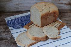 Pan normal en panificadora con masa madre | La cocina perfecta