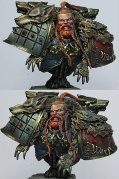 Thorunn Frozenfang by sergiocalvo · Putty&Paint