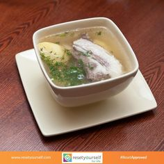 #Bonebroth is an #excellent addition to any diet. It is #tasty, #inexpensive and simple to prepare, and it adds many #minerals and perhaps other #nutrients to the #body easily. #ResetApproved #healthy #delicious