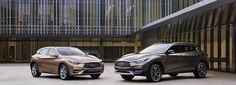 2017 Infiniti and Mercedes-Benz GLA Class: Similarities and Differences Crossover Suv, New Infiniti, Mercedes Gla, Similarities And Differences, Norman, Models, Templates, Fashion Models