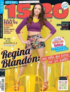 Regina Blandón por Mauricio Orozco para 15a20, México, junio 2014