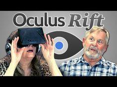 love the oculus rift