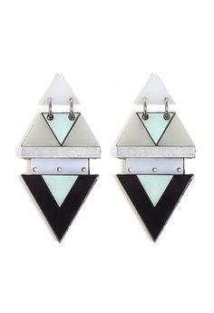 Hey, I found this really awesome Etsy listing at https://www.etsy.com/listing/163193993/geometric-earrings-manjha-earrings