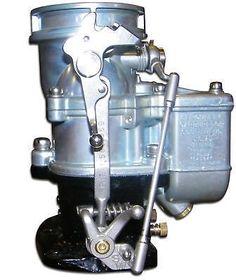 Genuine Stromberg 97 Carburetor Ford Flathead V8 Rat Hot Rod Vtg Old Style Scta | eBay