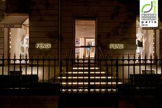 Fendi Windows 2015 Spring, Paris – France » Retail Design Blog