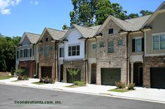 Brookhaven Parc Townhomes in Brookhaven Atlanta Georgia is a handsome enclave of 21 townhomes with private back yards spaces and sought after garage parking located off of Dresden near the Heart of Brookhaven with easy access to Brookhaven, Buckhead and I-85!   Ready to find your new home? Call on us!  CONDOATLANTA.com Andy and Ann Marie 404.939.5820  http://condoatlanta.com