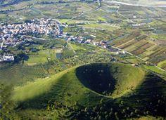 Moio | Taormina / Etna : Parco fluviale dell'Alcantara
