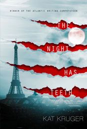 Review: The Night Has Teeth by Kat Kruger | Escape Through the Pages | Click to see review