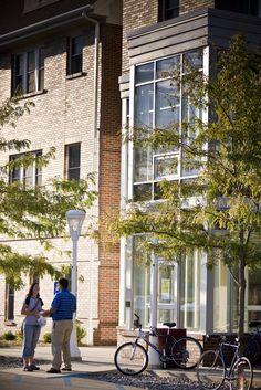 Wright Hall, Alma College, Alma, MI