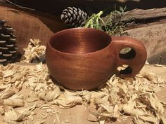 Kuksa Cup, Stick Photo, Nordic Style, Groomsman Gifts, Handmade Wooden, Moscow Mule Mugs, Natural Oils, Groomsmen, Hand Carved