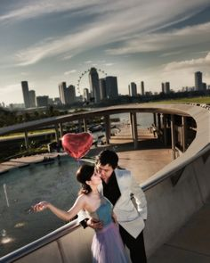 Locations for Wedding Shoot in Singapore | The Claudia Post