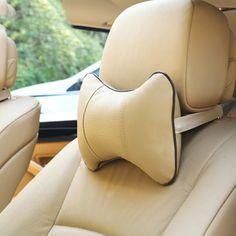 Auto Hoofdsteun Kussen Nek Voor Audi A3 A4 B6 B7 A6 C5 BMW E46 E39 E60 E90 Toyota Corolla Avensis Yaris Nissan Qashqai Accessoires