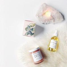 thank you for the pretty  cozy photo @heyprettything_  #cozy #greenbeauty by herbivorebotanicals