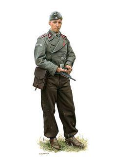 Sturmartillerietruppe von Wehrmacht und Waffen-SS