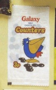 Galaxy counters - used to have these after taking nasty child of the 70s medicine to take the taste away