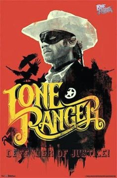 39 best lone ranger images on pinterest lone ranger comics and the lone ranger defender of justice poster fandeluxe Choice Image