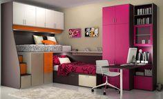 FacilMobel pone a tu disposición una serie de camas y dormitorios puente, modernos y de diseño. ¡Perfectos para niños y jóvenes! #decoraciondecocinasabiertas