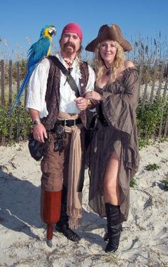 Tybee Island Pirate Festival is one of the many ports of call that pirates enjoy.