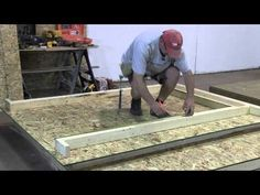 ▶ How To Build A Shed - Part 2 The Walls - YouTube