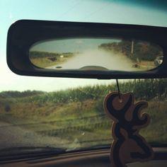 <3 makes me wanna take a back road, makes me wanna take the long way home