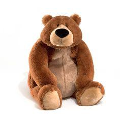 Gotta love a Gund bear.