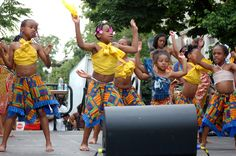 The largest African Street Festival on the East Coast, and one of the longest running, the Odunde Festival returns to #PHL on June 12, 2016! Join more than 500,000 visitors for dance, drums, delicious food, and artisan vendors.
