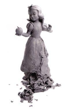 Filmic Light: A Snow White Sanctum: The Art of the Disney Princess - Margaret Leahy.