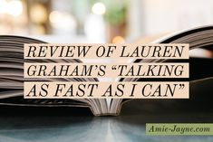 Rating: StarsI would recommend you read this book if: you like Gilmore Girls, if you like audiobooks I would recommend the audiobook specificallyWhy I picked it up: I love Gilmore girlsGenre: M… Watch Gilmore Girls, Lauren Graham, I Can Relate, Writing A Book, Memoirs, Nonfiction, Audio Books, This Book, About Me Blog