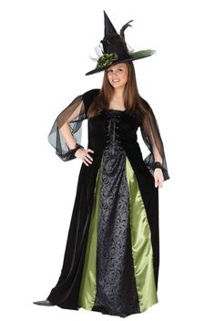 cee0d989627 Buy MOONIGHT Sexy Witch Halloween Costume Deluxe Adult Womens Magic Moment  at Marks Urban Wear® for only  39.99