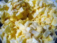 Vajíčkový salát od babičky