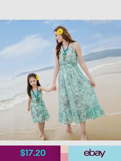 More info 2017 family look girl and mother dress mother daughter dresses summer beach women maxi dress mom and daughter dress Mother Daughter Outfits, Mom Daughter, Summer Outfits Women, Kids Outfits, Beach Outfits, Beach Dresses, Summer Dresses, Dress Beach, Maxi Dresses