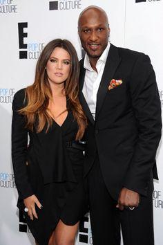 Khloe Kardashian y Lamar abandonan temporalmente su reality.  Anunciaron que se tomarán un descanso de su programa 'Khloe y Lamar'.
