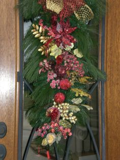 door Wreath 2008