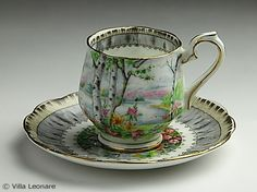 I just bought a mug and it even makes my coffee tast better! Royal Albert Silver Birch