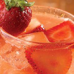Smirnoff Citrus Vodka, fresh strawberries and lemonade.
