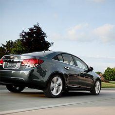 Un viaje en carretera es seguro con #Chevrolet #Cruze.