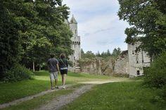 #elven #bretagne #morbihan #promenadebretonne #forteresse #Largoet #forteressedelargoet