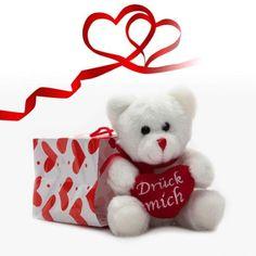 Ein Sprechendes Bärchen als romantische und liebevolle Geschenkidee für Liebende, Freunde und Verwandte. Eine Geschenkidee mit Herz und dem besonderen Touch deiner Stimme.