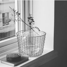 The classic korbo basket - in store now. #ibutikken #korbobaskets #svenskdesign #handmade #houzoslo Basket, Rooms, Classic, Instagram Posts, Handmade, Bedrooms, Derby, Hand Made, Coins