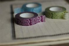 Japanese+Washi+Tape++Lace+by+ModernTape+on+Etsy,+$4.00