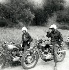 Triumph TR6 Scramblers and the bike that led to the Hinckley Scrambler copy 2006 onwards