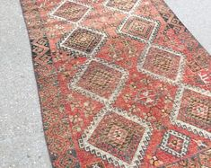 HAND MADE ORİENTAL VİNTAGE OUSHAK KİLİMS AND RUGS by ETHNICARTSHOP Bohemian Rug, Rugs, Oriental, Etsy Seller, Handmade, Stuff To Buy, Home Decor, Vintage, Collection