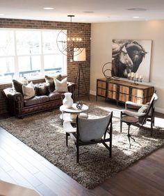 Why Industrial Rustic Decor Is The Design Trend Youu0027ve Been Overlooking.  Rustic Living RoomsDecor ... Part 65